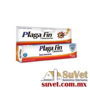 Plaga Fin Cucarachas 50 g tubo de 50 gr - SUVET
