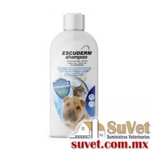 Escuderm Shampoo frasco de 250 ml - SUVET
