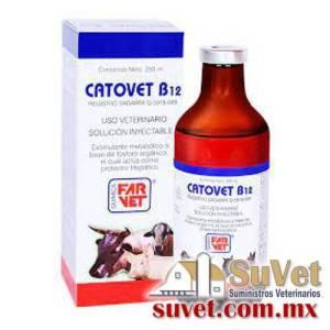 Catovet B12 frasco de 250 ml - SUVET
