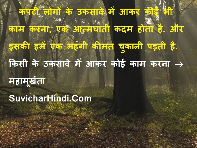 Foolish Quotes in Hindi