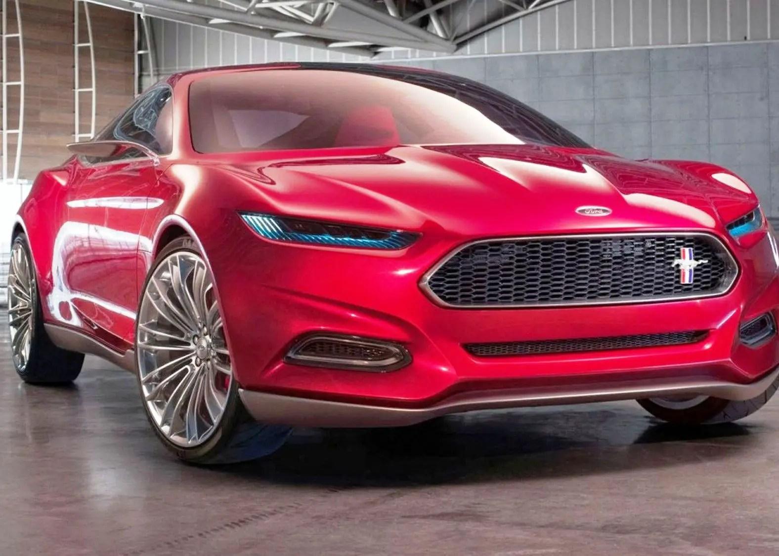 Modell 2021 Ford Thunderbird