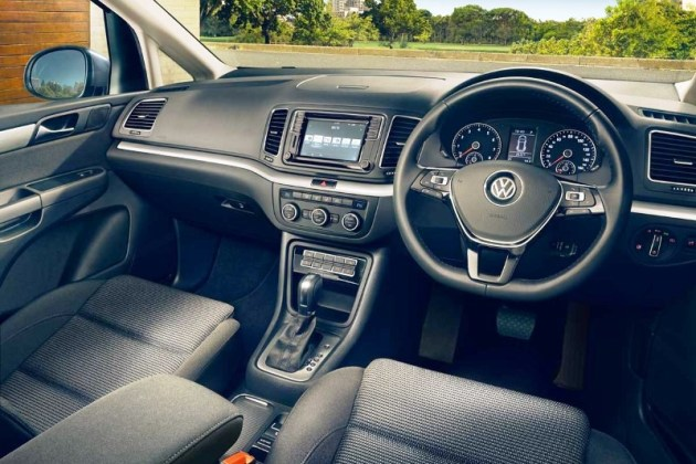 2021 VW Sharan Features