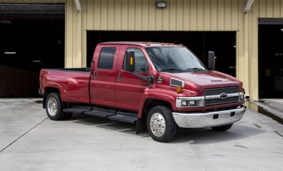 Chevrolet Kodiak Monroe C Rwd 6 Wheel Dually