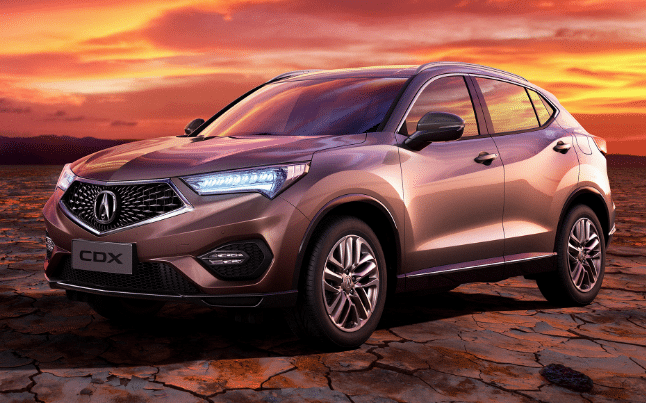 2020 ACURA CDX Price, Release Date and Redesign