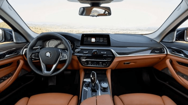 2020 BMW 5 Series Rumors, Interiors and Release Date