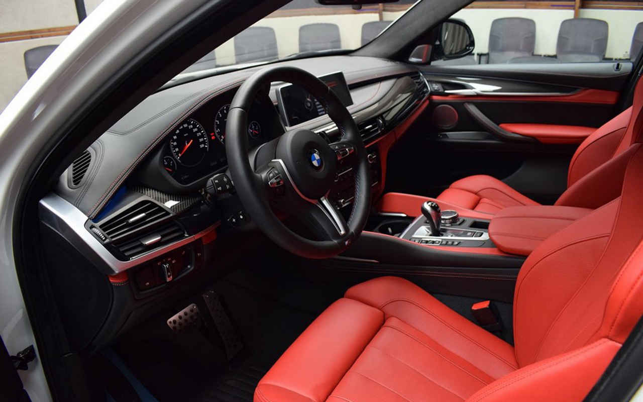 Bmw Exterior: 2018 Bmw X6 M Interior Cars Coming Out Exterior