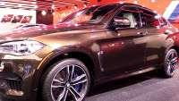 2019 BMW X6 Powertrain