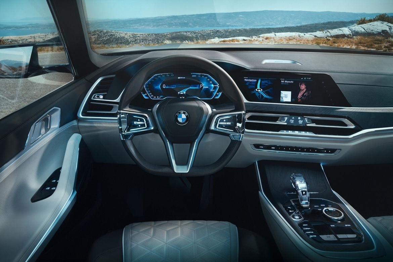 2019 BMW X7 Interior