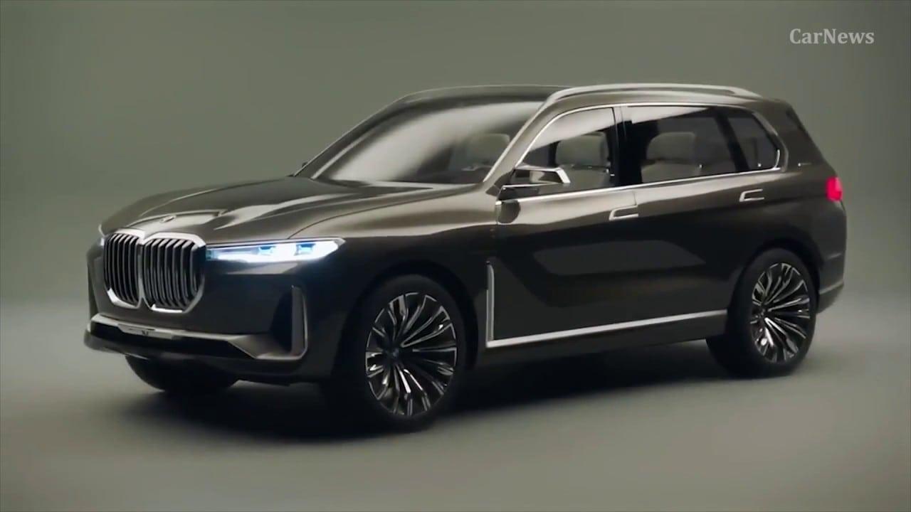 2019 BMW X7 Powertrain