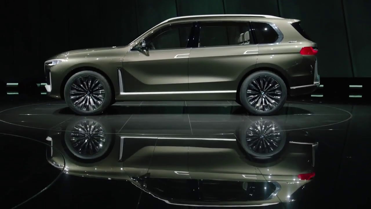 2019 BMW X7 Release Date