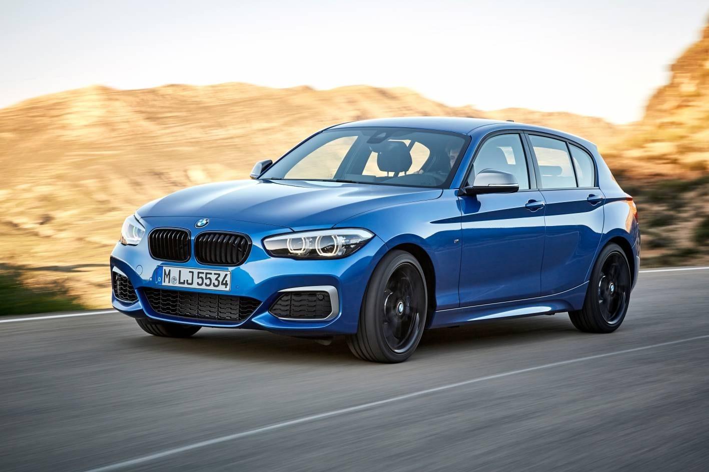 2020 BMW 1 Series Concept