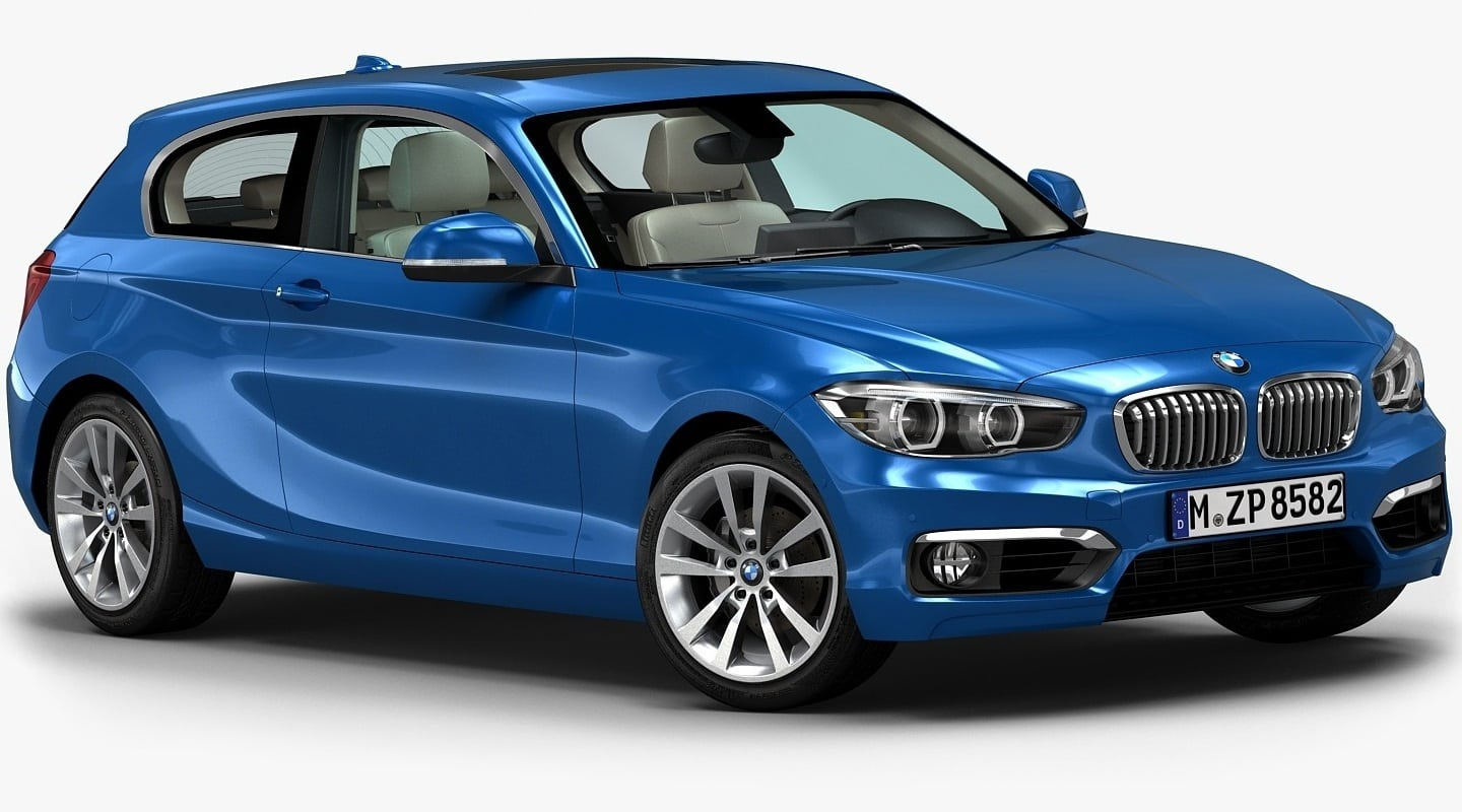 2020 BMW 1 Series Pictures