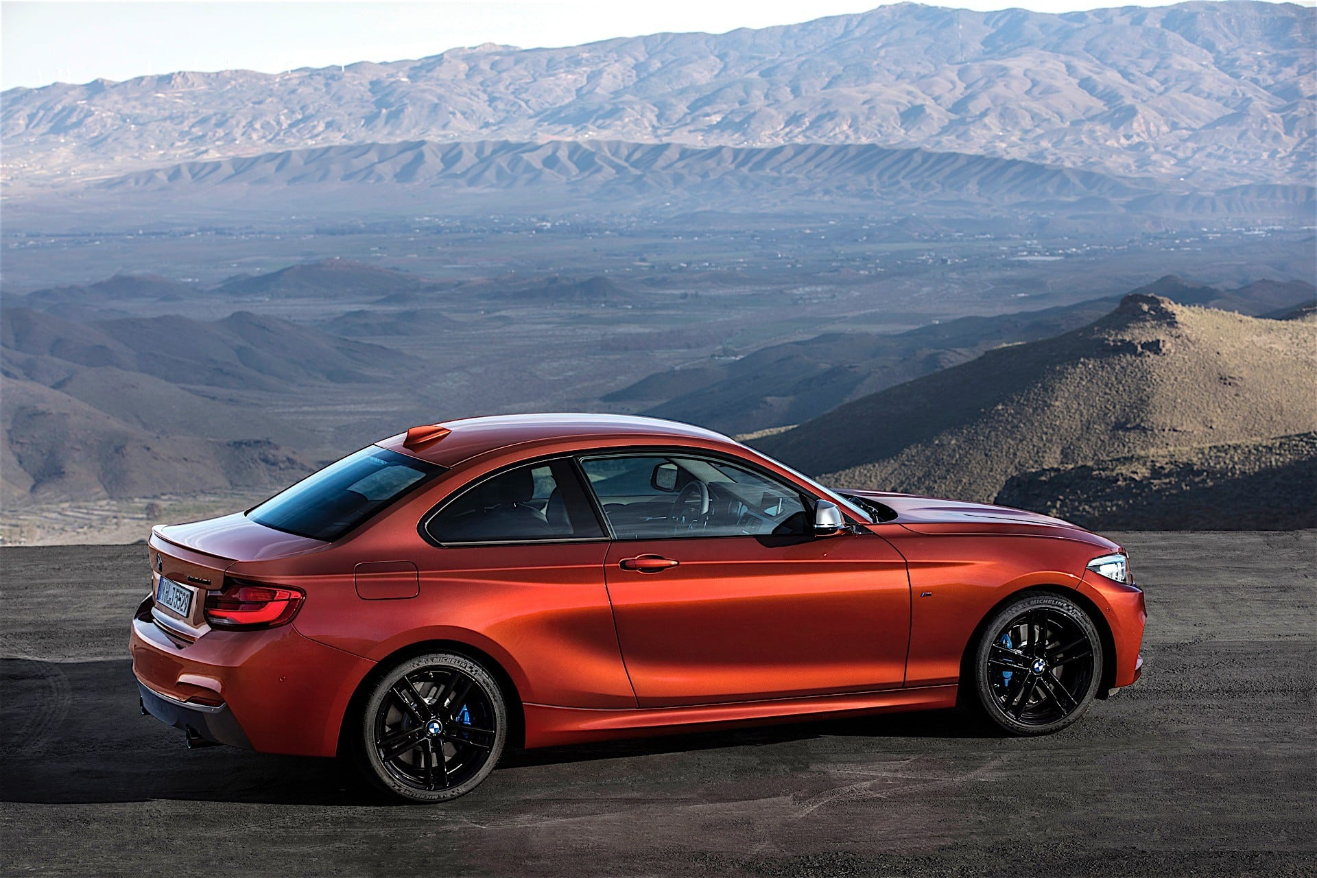 2020 BMW 2 Series Drivetrain