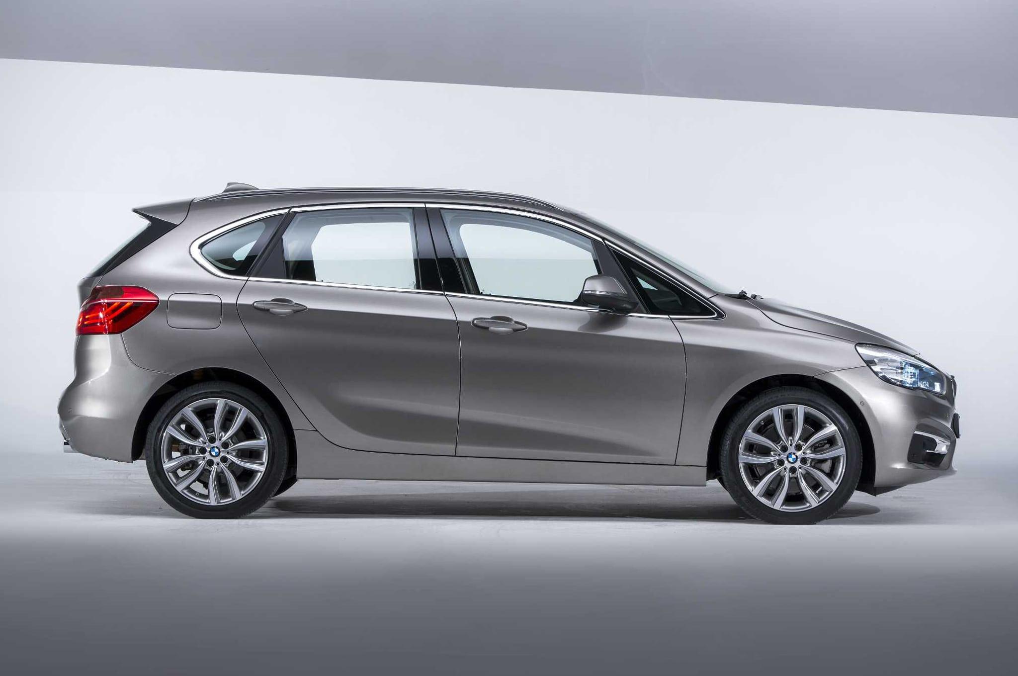 2020 BMW 2 Series Gran Tourer Release date