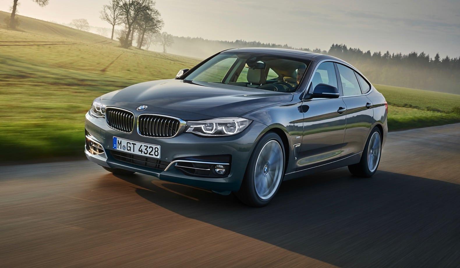 2020 BMW 3 Series Gran Turismo Exterior