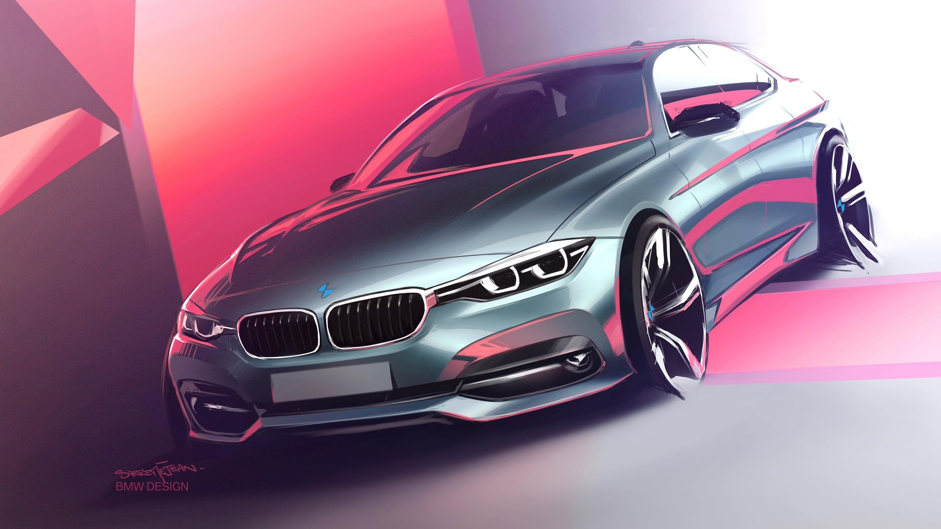 2020 BMW 330e Concept