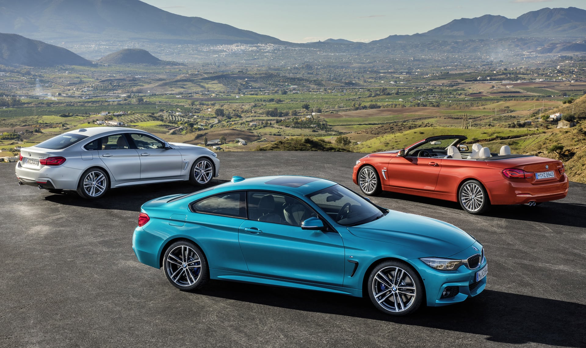 2020 BMW 4 Series Interior