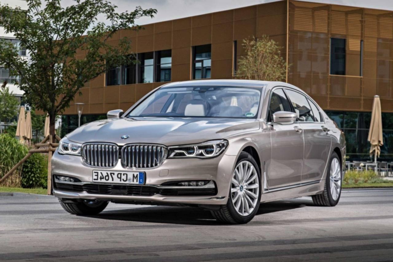 2020 BMW 7 Series Concept