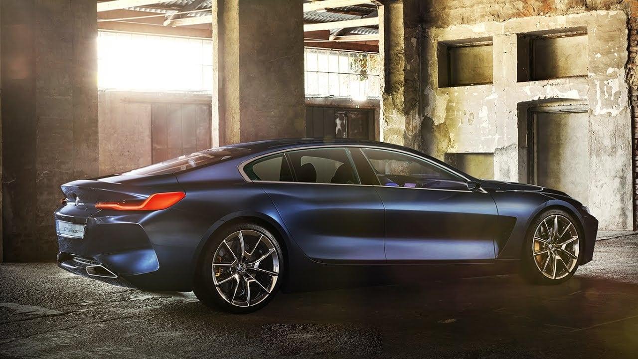 2020 BMW 8 Series Price