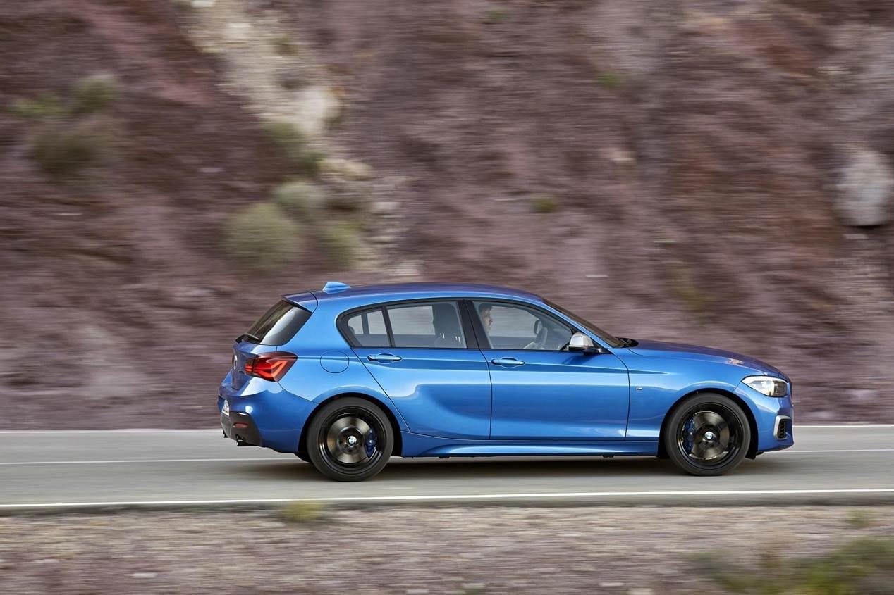 2020 BMW M140i Concept