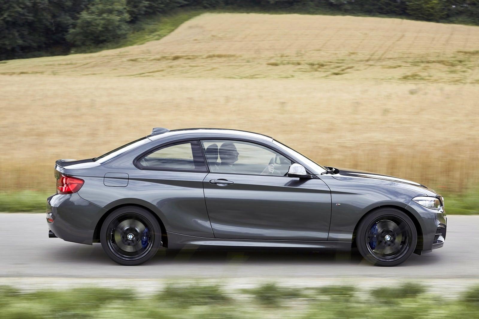 2020 BMW M240i Drivetrain