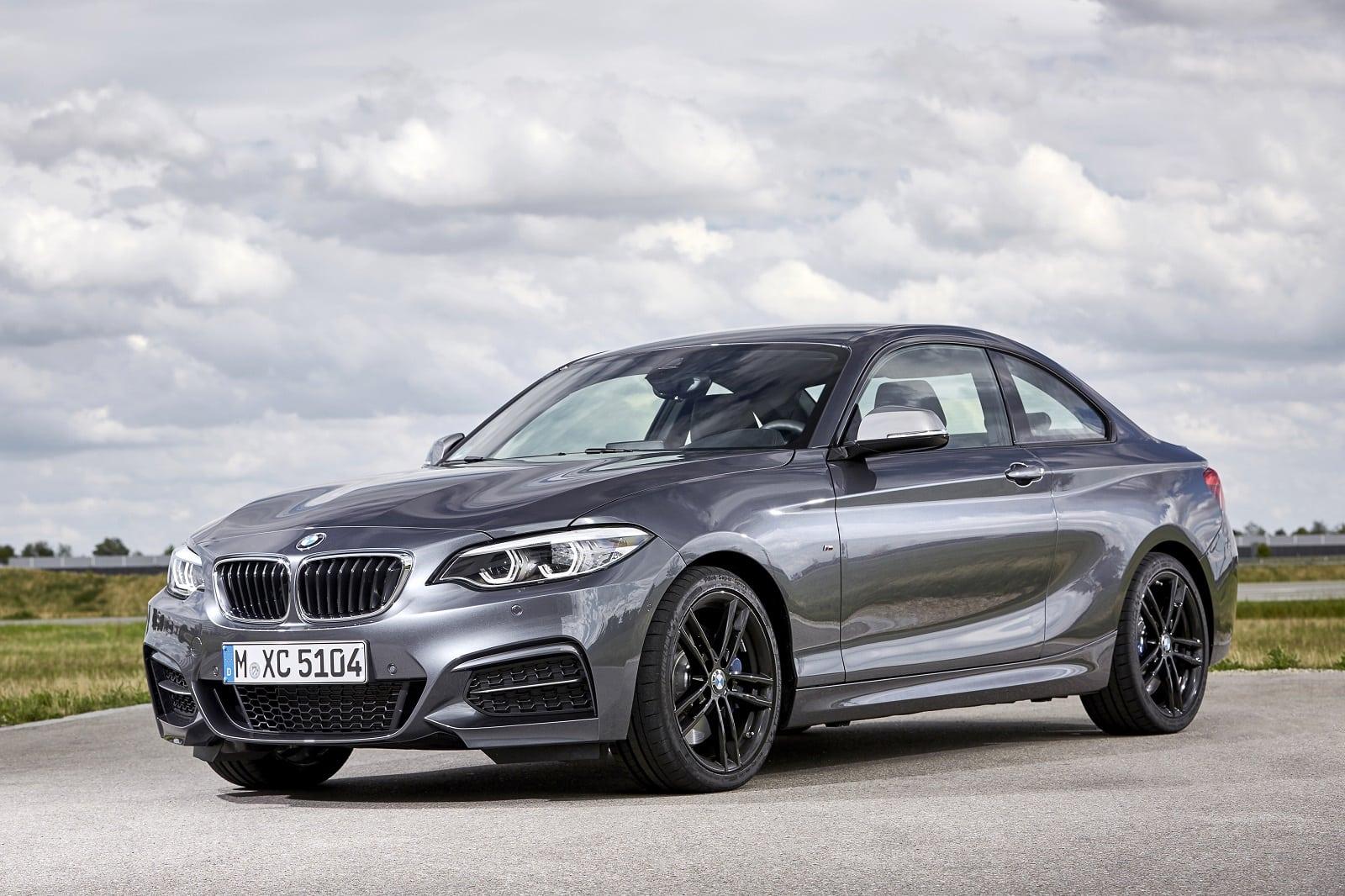 2020 BMW M240i Powertrain