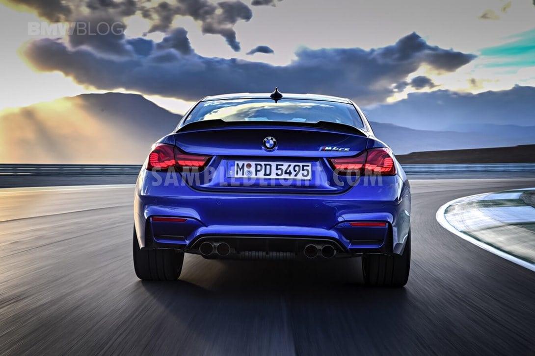 2020 BMW M4 Exterior