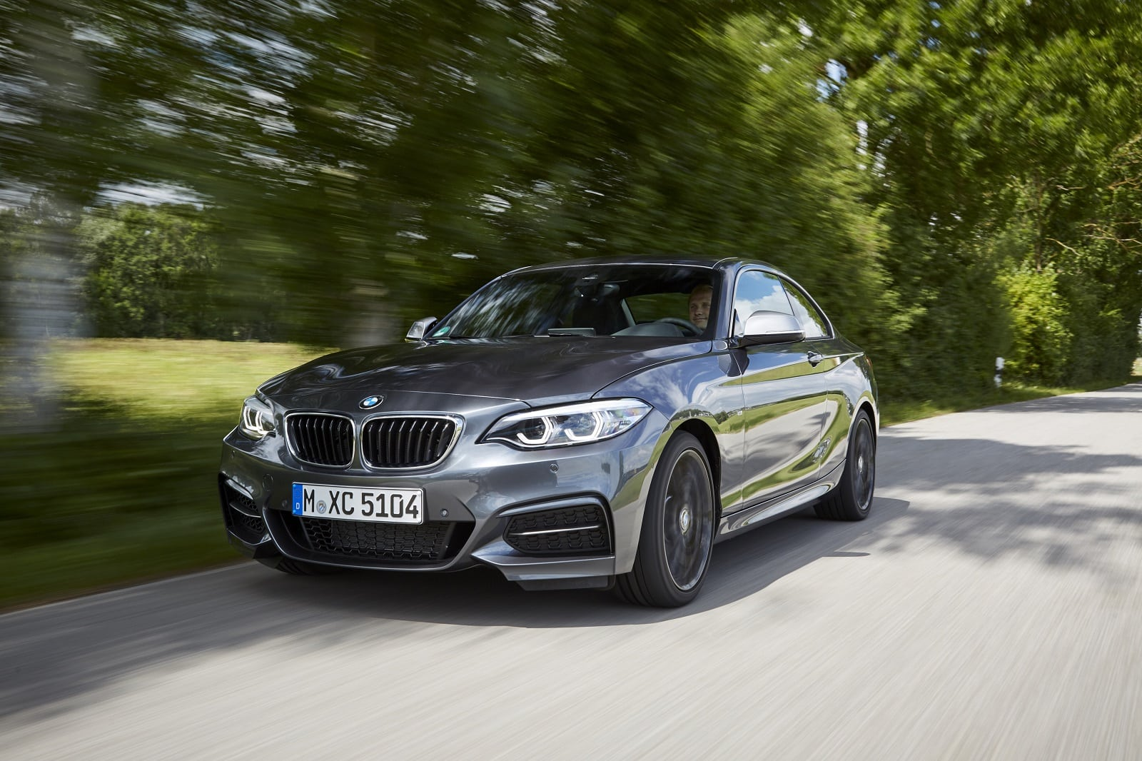 2020 BMW M550d Pictures