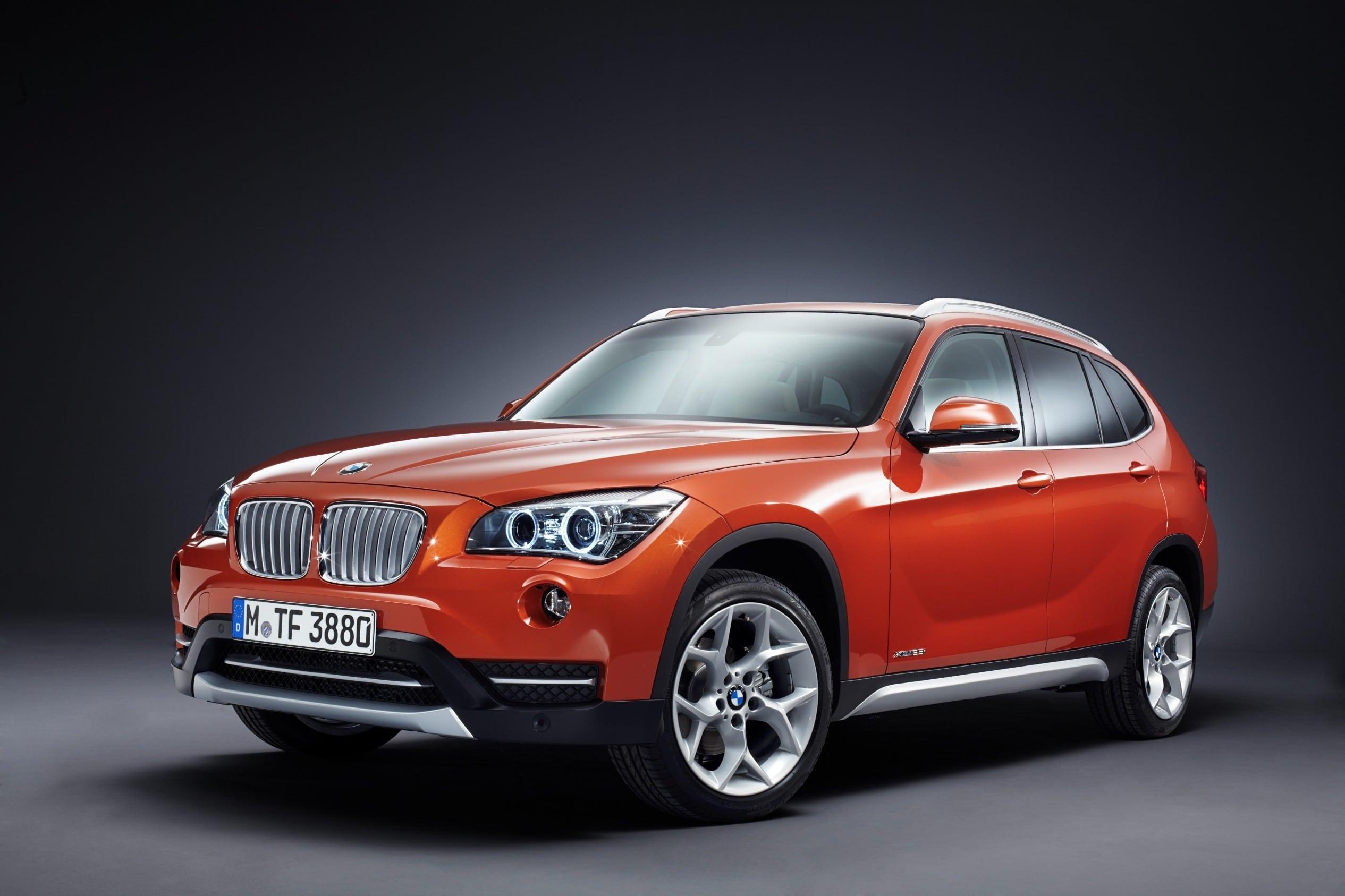 2020 BMW X1 Drivetrain