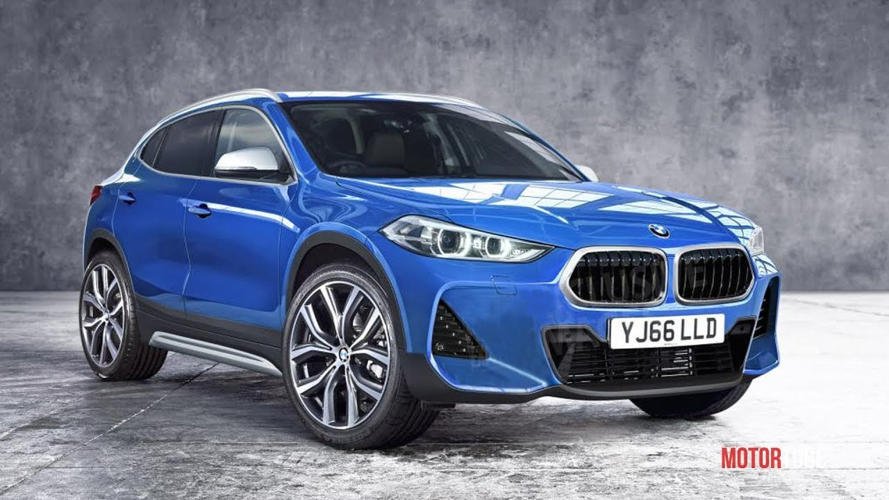 2020 BMW X2 Wallpaper