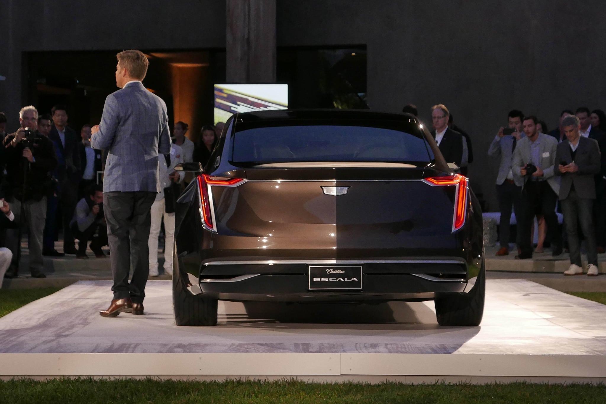 2020 Cadillac Escalade Drivetrain