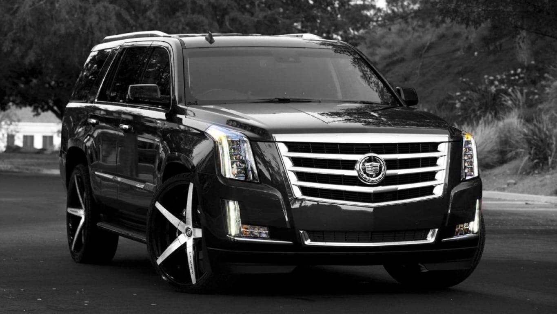 2020 Cadillac Escalade Spy Photos
