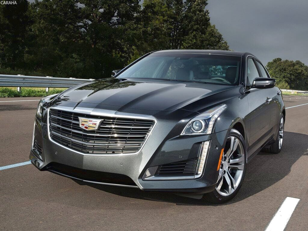 2020 Cadillac XT3 Redesign