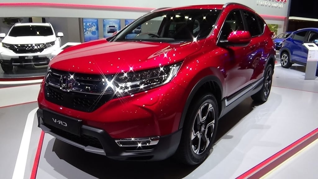 2019 Honda CR V Drivetrain