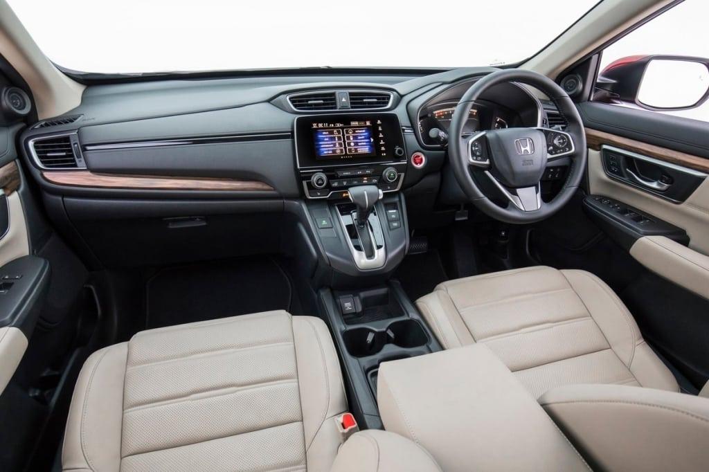 2019 Honda CR V Engine