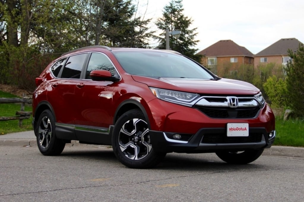 2019 Honda CR V Price