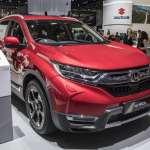 2019 Honda CR V Release Date