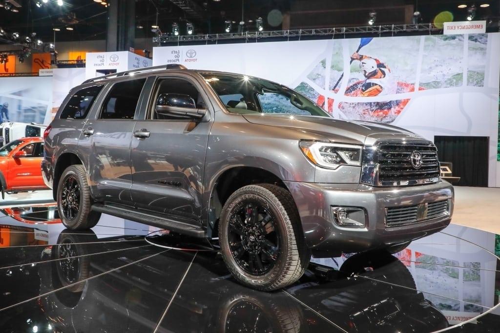 2019 Toyota Sequoia Images
