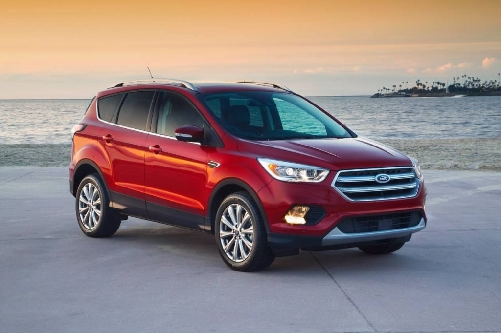 2018 Ford Escape Images