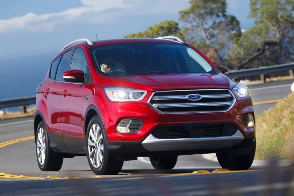 2018 Ford Escape Pictures