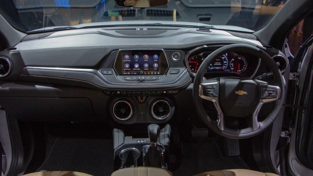 2019 Chevrolet Blazer Redesign