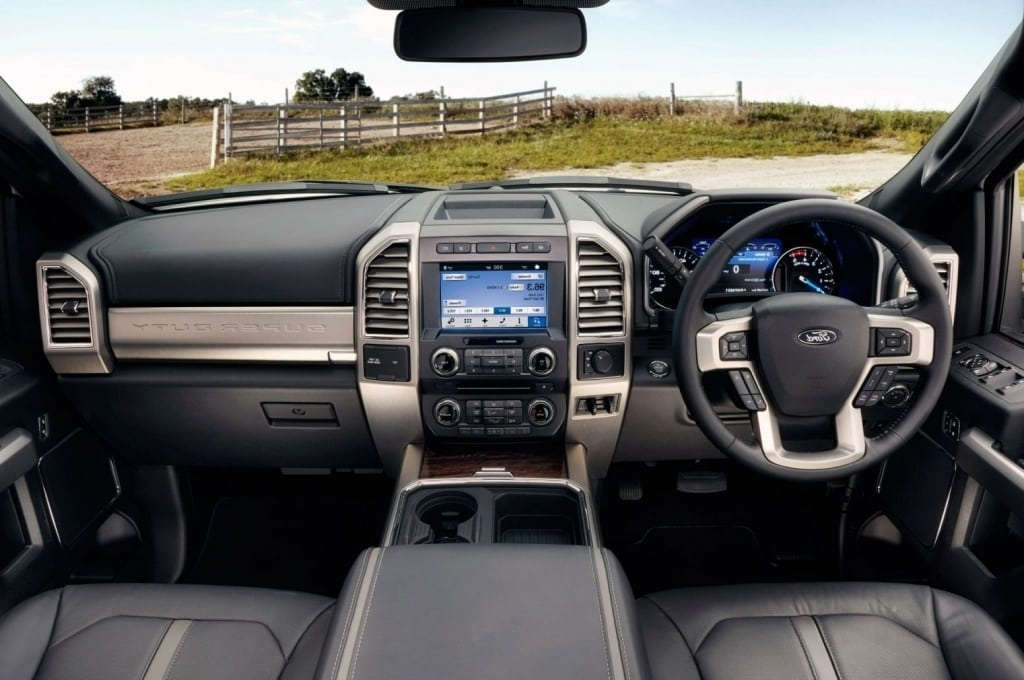 2019 Ford F250 Specs