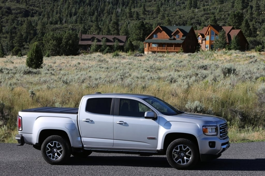 2019 GMC Canyon Denali Redesign