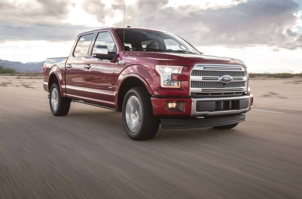 2020 Ford F150 Wallpapers