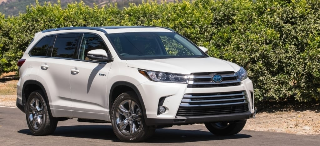 2020 Toyota Highlander Wallpaper