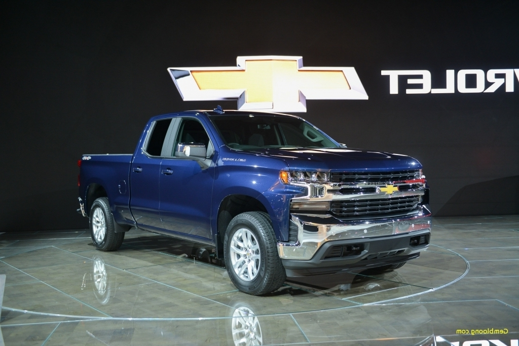 2020 Chevy Silverado Powertrain