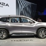 2020 Subaru Ascent Powertrain