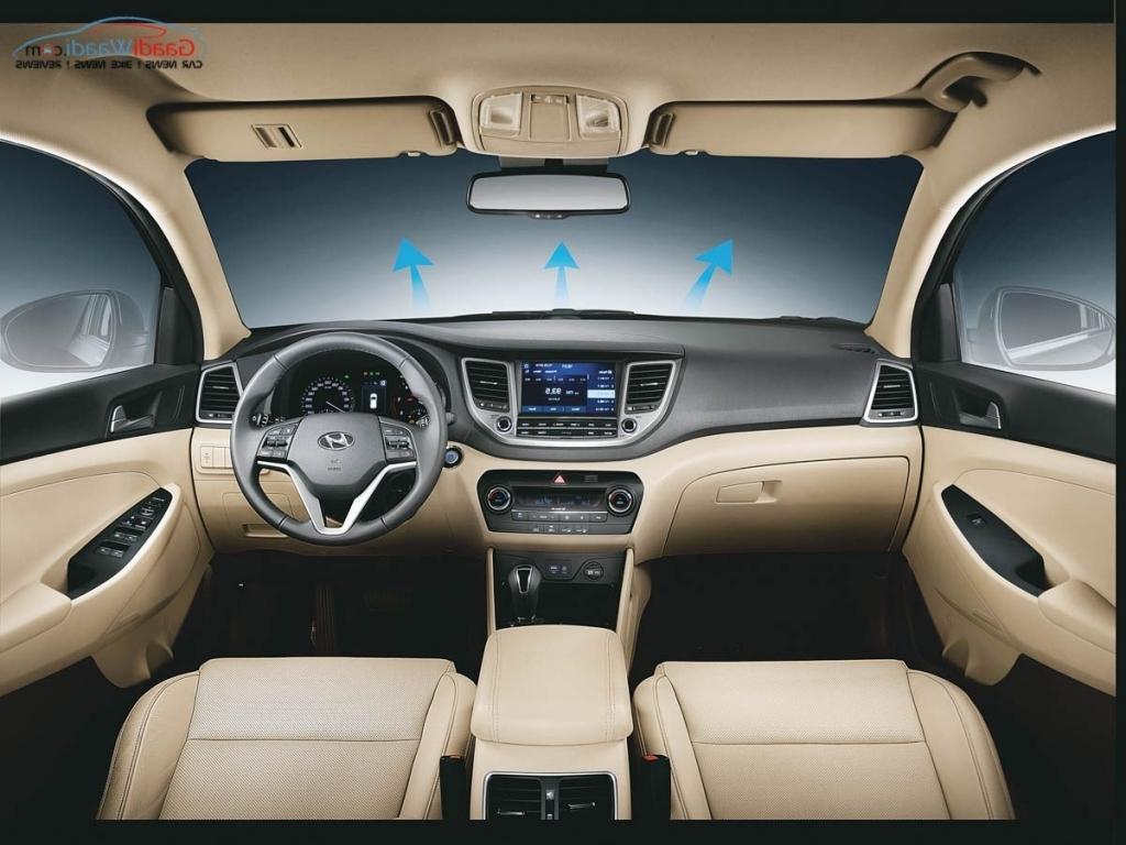 2020 Hyundai Tucson Drivetrain