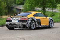2020 Audi R8 Spy Photos