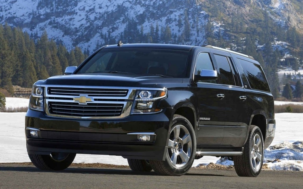 2020 Chevrolet Suburban Powertrain